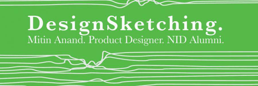Art For All Workshop 01 – Design Sketching