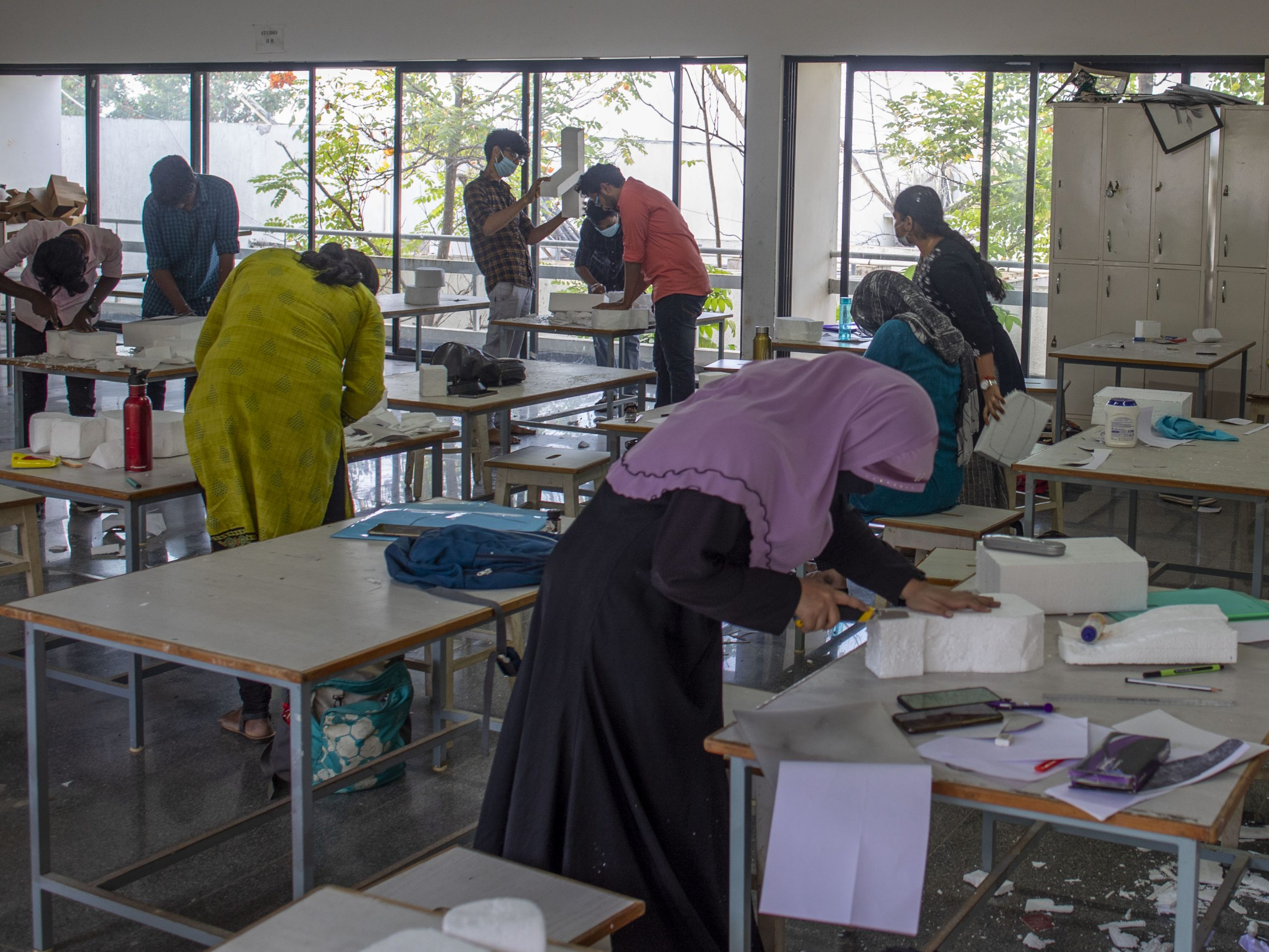 Workshop on Nature and Form