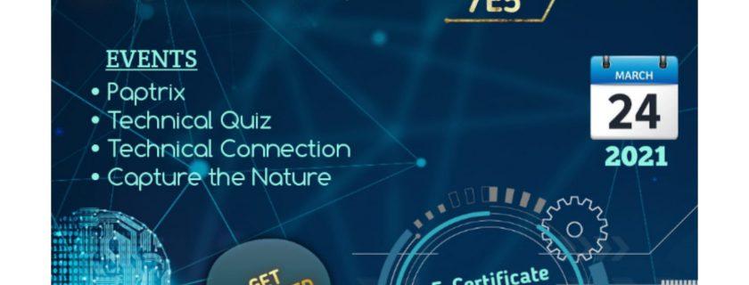 PULZATE 7E5 -National Level Technical Symposium