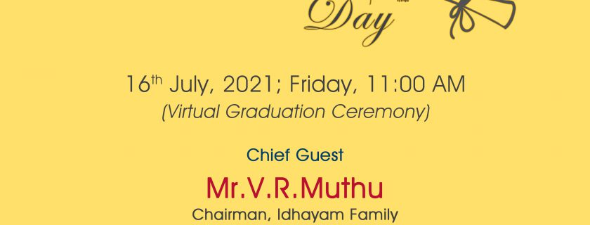 10th Graduation Day
