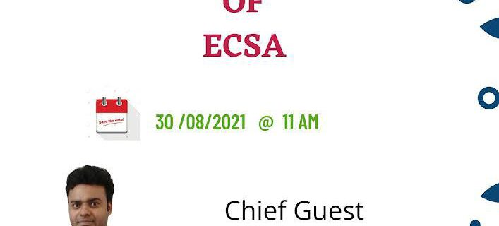 ECSA Inauguration