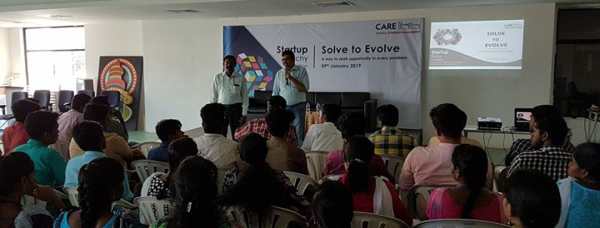 Solve to Evolve – Start Up Trichy 21st Edition