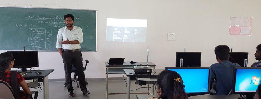 Financial Modelling using Excel – Workshop