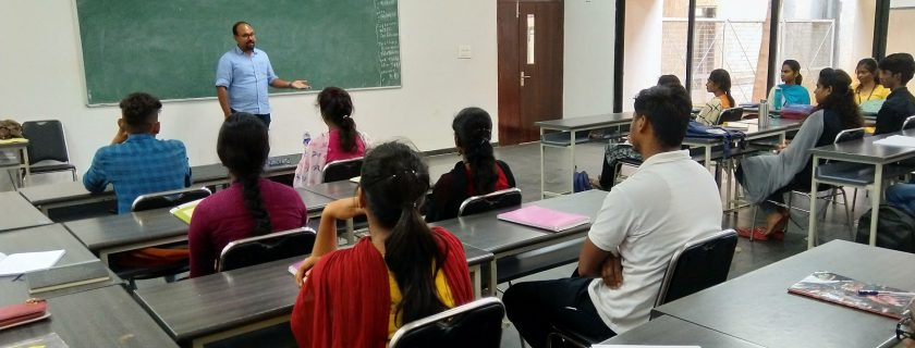 """A Guest Lecture on """"Marvels of Marketing"""" with Mr. Hari Hara Sudhan, Marketing Manager – Royal Enfield"""