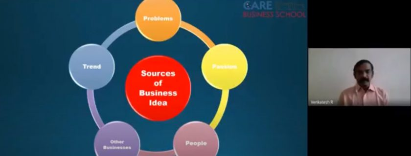 Online Interaction Session – How to Get Innovative Business Idea