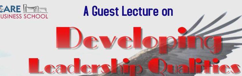 Developing Leadership Qualities – Ms. Indumathi Sandirane, Squad Group Leader, Nokia  Bangalore