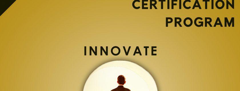 Entrepreneurship Certification Program
