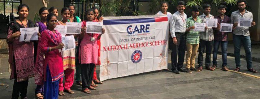 NSS – National Youth Day Celebration – 12 Jan 2017