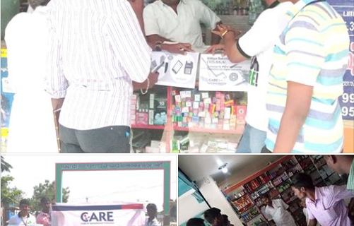 Vittiya Saksharata Abhiyaan (VISAKA) Campaign by NSS