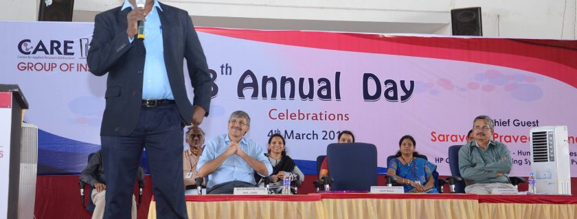 8th Annual Day