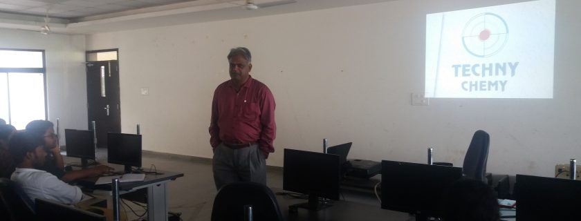 Guest Lecture on Repair and Rehabilitation of Concrete Structures on 25.1.2018