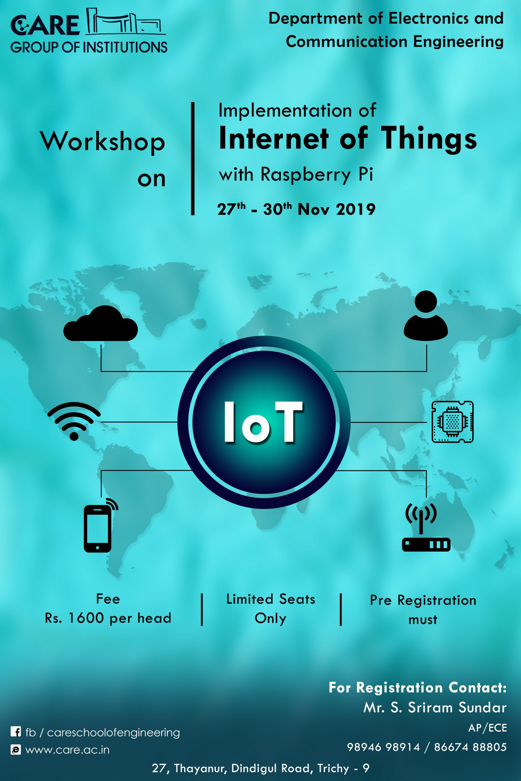 Implementation of IoT with Raspberry Pi