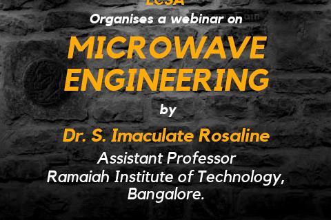 Webinar on Microwave Engineering