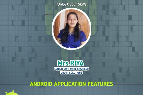 "Guest Lecture on ""Android Application Features"""