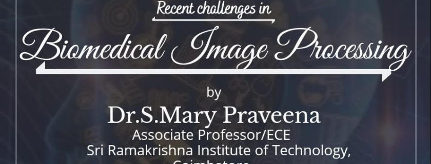 "Webinar on ""Recent Challenges in Biomedical Image Processing"