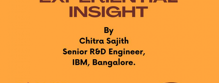 Webinar on VLSI – An Experiential Insight